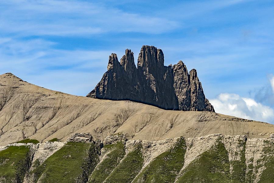 Klettersteig Bälmeten : Sac sektion titlis kandersteg